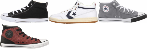 buy converse mid top sneakers for men and women