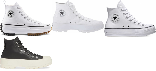 buy converse platform sneakers for men and women