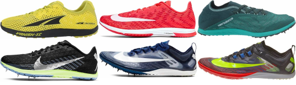 buy cross country track & field shoes for men and women