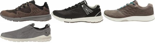 buy cushioned ecco walking shoes for men and women