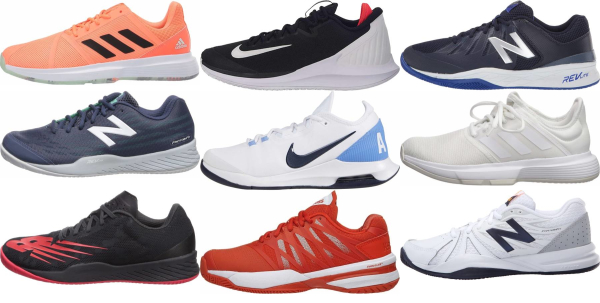 buy cushioned tennis shoes for men and women