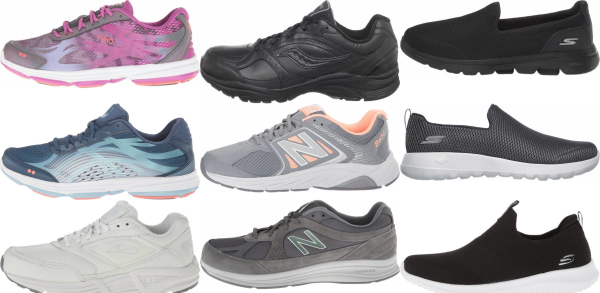 buy cushioned walking shoes for men and women