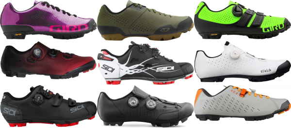 buy cyclocross cycling shoes for men and women