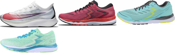buy daily running carbon fiber plate running shoes for men and women