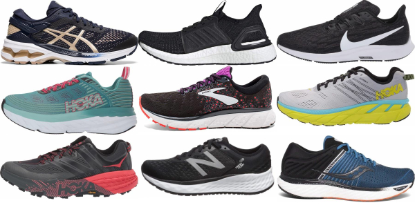 buy daily running cushioned running shoes for men and women