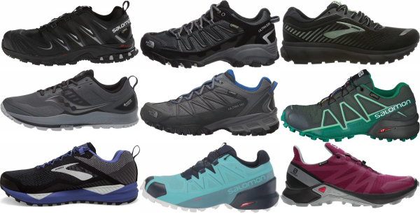 buy daily running gore-tex running shoes for men and women