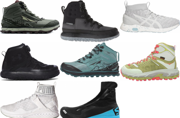 buy daily running high-top running shoes for men and women