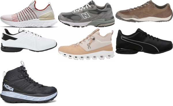 buy daily running leather running shoes for men and women