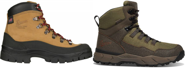 Danner Wide Toe Box Hiking Boots
