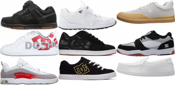 buy dc casual shoes sneakers for men and women