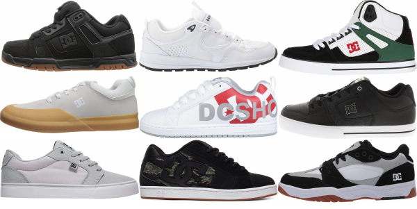 buy dc sneakers for men and women