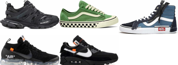buy deconstructed sneakers for men and women