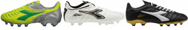 buy diadora firm ground soccer cleats for men and women