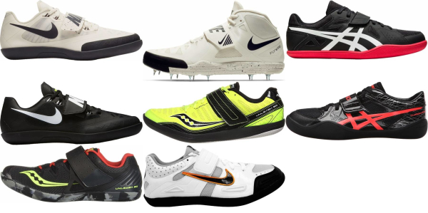 buy discus track & field shoes for men and women