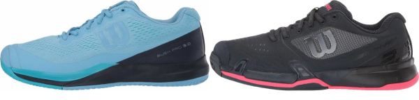 buy durability warranty wilson tennis shoes for men and women