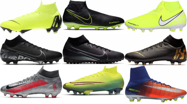 buy dynamic fit collar soccer cleats for men and women