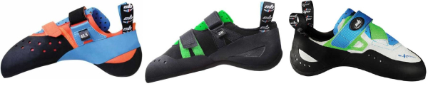 buy eb climbing shoes for men and women