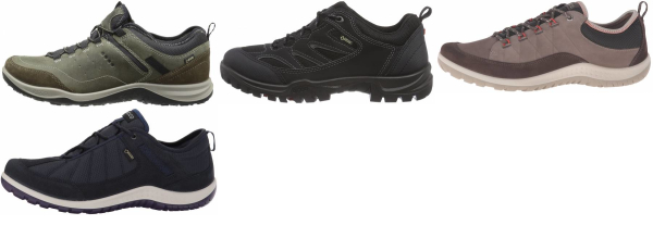 buy ecco day hiking shoes for men and women