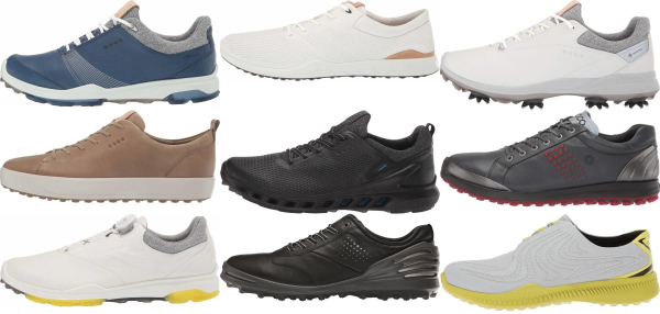 buy ecco golf shoes for men and women