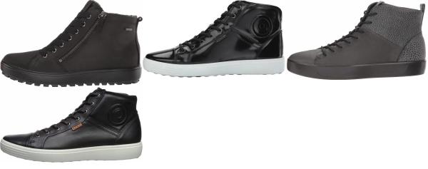 buy ecco high top sneakers for men and women