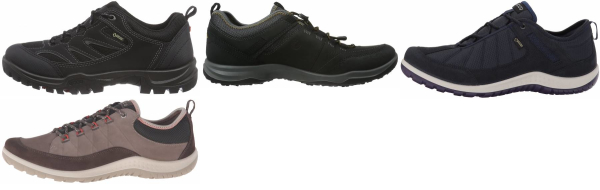 buy ecco hiking shoes for men and women