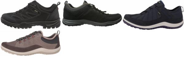 buy ecco low cut hiking shoes for men and women