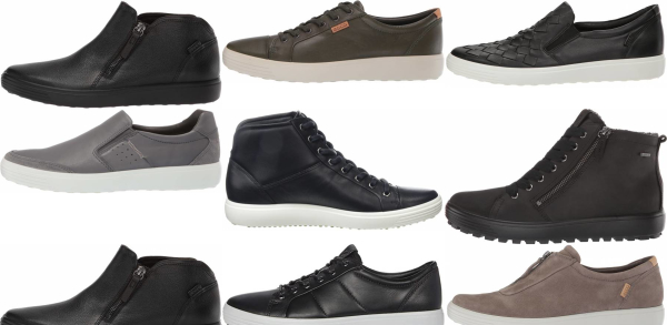 buy ecco soft 7 sneakers for men and women