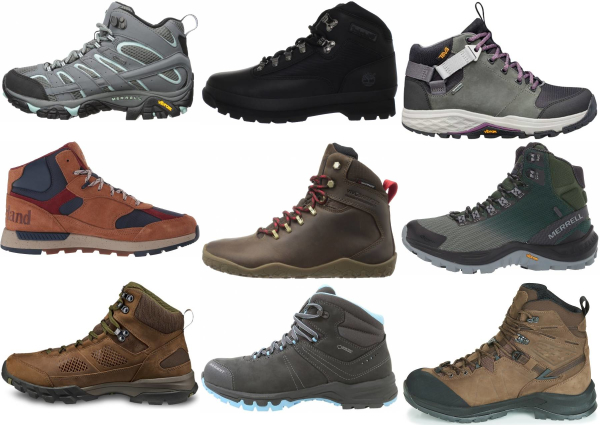 buy eco-friendly hiking boots for men and women