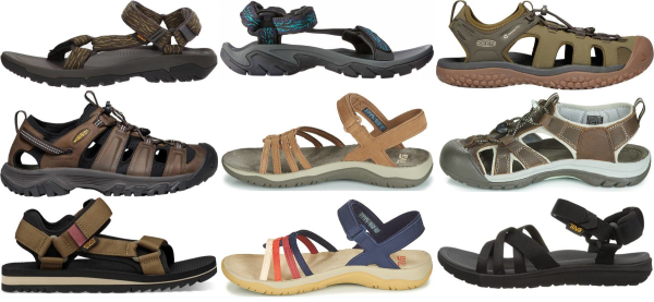 buy eco-friendly hiking sandals for men and women