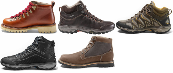 buy eddie bauer  hiking boots for men and women