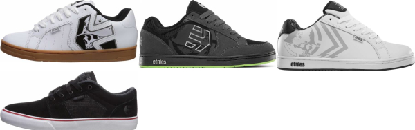 buy etnies metal mulisha sneakers for men and women