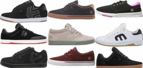 buy etnies skate sneakers for men and women