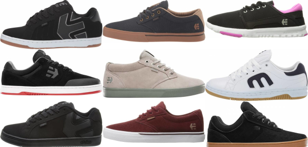 buy etnies sneakers for men and women