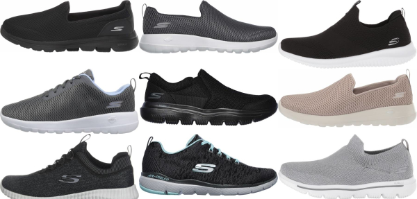 buy europe skechers walking shoes for men and women