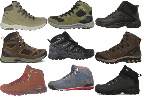 buy eva midsole hiking boots for men and women