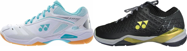 buy x-wide badminton shoes for men and women
