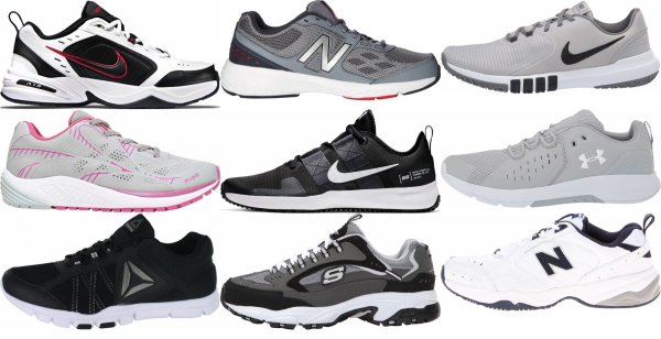buy x-wide cross-training shoes for men and women