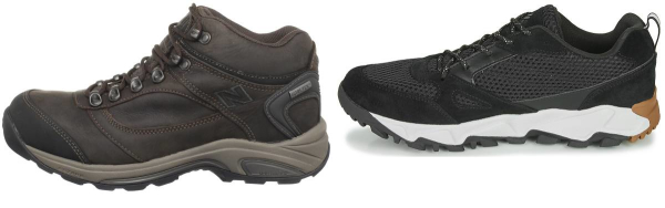 buy x-wide hiking shoes for men and women