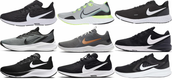 buy x-wide nike running shoes for men and women