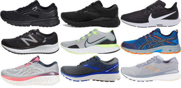 buy x-wide running shoes for men and women