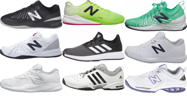 buy x-wide tennis shoes for men and women