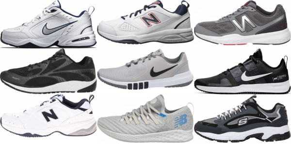 buy x-wide training shoes for men and women