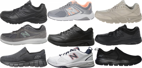 buy x-wide walking shoes for men and women