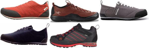 buy fabric/textile approach shoes for men and women