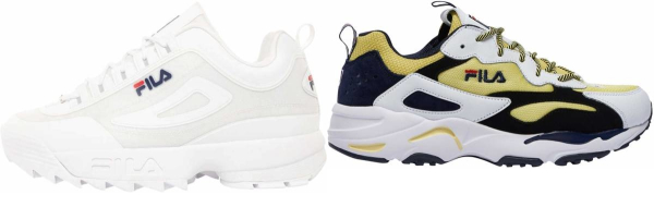 buy fila animal print sneakers for men and women