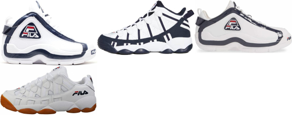 buy fila basketball shoes for men and women