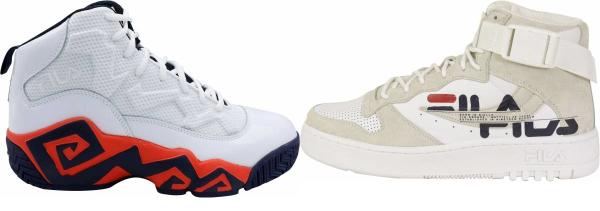 buy fila basketball sneakers for men and women