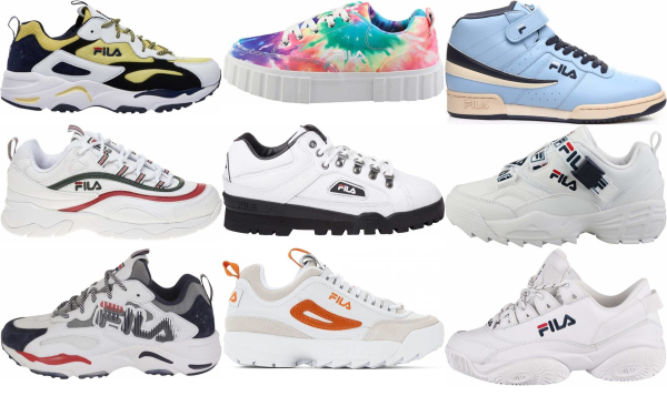 buy fila casual sneakers for men and women