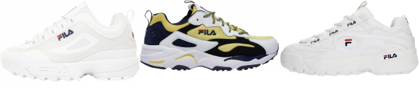 buy fila chunky sneakers for men and women
