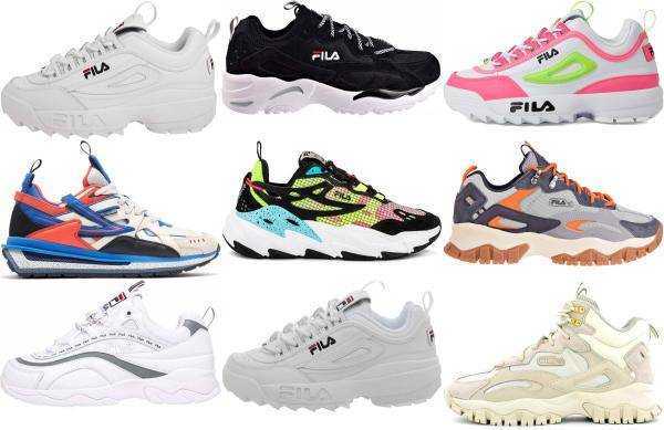 buy fila dad sneakers for men and women